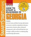 How to Start a Business in Georgia 9781599180908