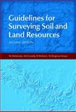 Guidlelines for Surveying Soil and Land Resources 9780643090910
