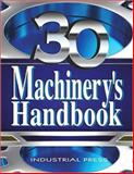 Machinery's Handbook, 30th Edition, Toolbox Edition 30th Edition