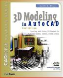 3D Modeling in AutoCAD 9781578200917