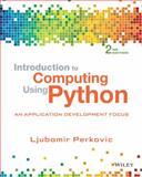 Introduction to Computing Using Python 2nd Edition