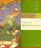 A History of World Societies to 1715 9780618610945