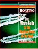 The One-Minute Guide to the Nautical Rules of the Road 9780070710948