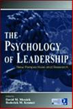 The Psychology of Leadership 9780805840957