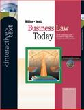 Interactive Text, Business Law Today with Access Certificate and InfoTrac College Edition 9780324190960
