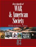 Encyclopedia of War and American Society 9780761930976