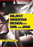 Object-Oriented Design with UML and Java 9780750660983