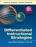 Differentiated Instructional Strategies 3rd Edition