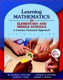 Learning Mathematics in Elementary and Middle Schools 9780132420990