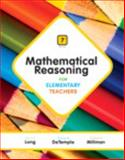 Mathematical Reasoning for Elementary Teachers 7th Edition