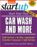 Start Your Own Car Wash and More 9781599181011