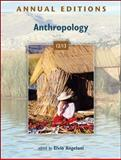 Anthropology 12/13 35th Edition