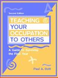Teaching Your Occupation to Others 2nd Edition