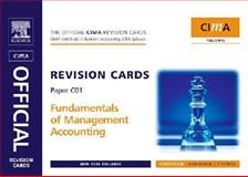CIMA Revision Cards Fundamentals of Management Accounting 9780750681025