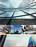 Cost Accounting for Managerial Planning, Decision Making and Control (Sixth Edition) 6th Edition
