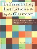 Differentiating Instruction in the Regular Classroom 1st Edition
