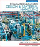 Manufacturing Facilities Design and Material Handling 4th Edition