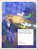 Critical Readings in Social Psychology 9780335221066
