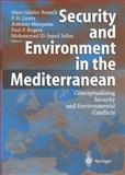 Security and Environment in the Mediterranean 9783540401070