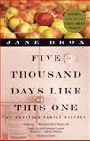 Five Thousand Days Like This One 9780807021071