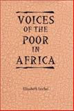 Voices of the Poor in Africa 9781580461078