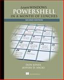 Learn Windows Powershell in a Month of Lunches 2nd Edition