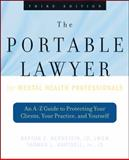 The Portable Lawyer for Mental Health Professionals 3rd Edition