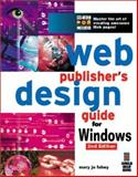 Web Publishers Design Guide for Windows 9781576101094
