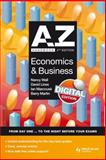 A-Z Economics and Business 9780340991107
