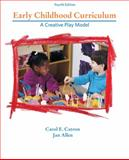 Early Childhood Curriculum 4th Edition