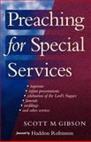 Preaching for Special Services 9780801091117