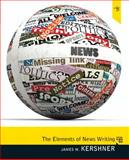 Elements of News Writing 3rd Edition