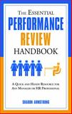 The Essential Performance Review Handbook 1st Edition