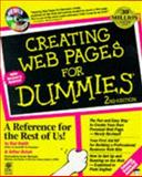 Creating Web Pages for Dummies 9780764501142
