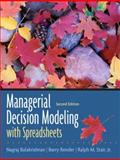 Managerial Decision Modeling with Spreadsheets 9780131951143