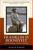 Franklin Delano Roosevelt and the Making of Modern America 9780321091147