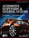 Automotive Suspension and Steering Systems 5th Edition