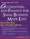 Accounting and Finance for Small Business Made Easy 9781932531176