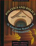 Politics and Policy in America 9780205291182