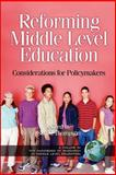 Reforming Middle Level Education 9781593111182
