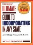 Ultimate Guide to Incorporating in Any State 9781932531183