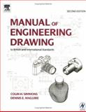 Manual of Engineering Drawing 9780750651202