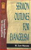 Sermon Outlines for Evangelism 9780801061202