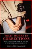 What Works in Corrections 9780521001205