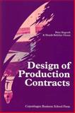 Design of Production Contracts 9788763001205