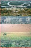 Past Climate Variability Through Europe and Africa 9781402021206