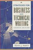 Strategies for Business and Technical Writing 9780205261208