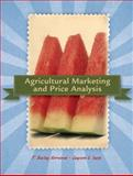 Agricultural Marketing and Price Analysis 9780132211215