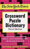 The New York Times Crossword Puzzle Dictionary 9780812931228