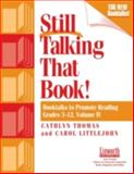 Still Talking That Book!, Grades 3-12 9781586831233